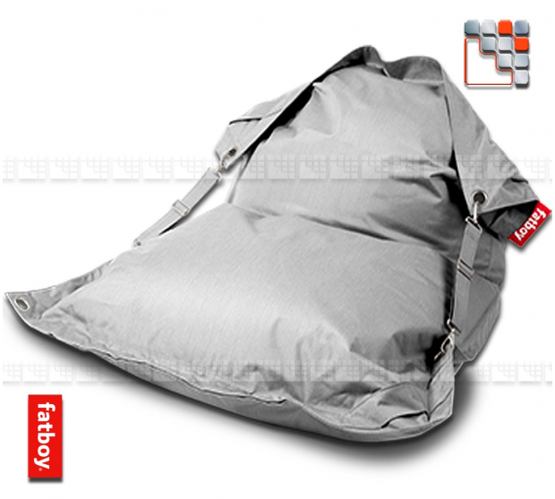 Fatboy® buggle-up Outdoor silver