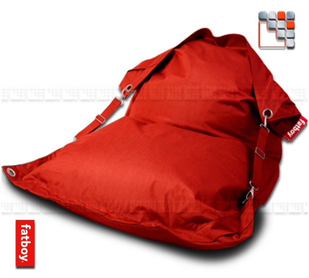 Fatboy® buggle-up Outdoor rouge