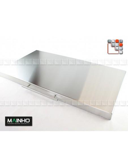 Plancha NS-80 Gas Cast iron Mainho NS-80 MAINHO® Plancha MAINHO NOVO CROM SNACK