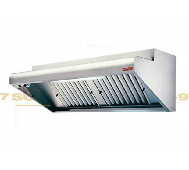 Hoods K-S80 Mainho M04-KS80 MAINHO® Fryers Wok Steam-Oven