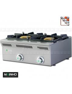 Gas ELE-62G Eco-Line Mainho M04-ELE62G MAINHO® ECO-LINE MAINHO Food Truck