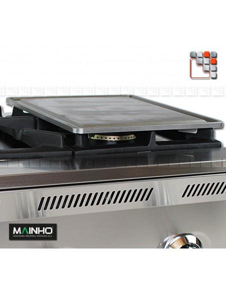 Plancha ELPF Eco-Line Mainho M04-ELPF MAINHO® ECO-LINE MAINHO Food Truck