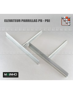 Levier de support de Grill PB-PBI MAINHO M36-10003000002 MAINHO SAV - Accessoires Pièces détachées MAINHO