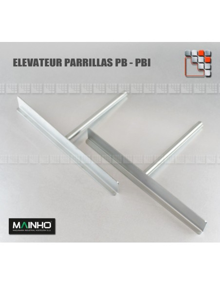 Levier de support de Grill PB-PBI MAINHO M36-10003000002 MAINHO SAV - Accessoires Pièces détachées Gaz MAINHO