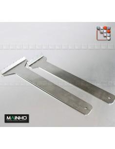 Scraper Stainless steel 304 Grille BBQ Mainho M36-RCL MAINHO SAV - Accessoires Mainho Spares