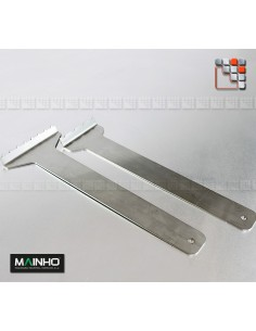 Scraper Stainless steel 304 Grille BBQ Mainho M36-RCL MAINHO SAV - Accessoires MAINHO Spares Parts Gas
