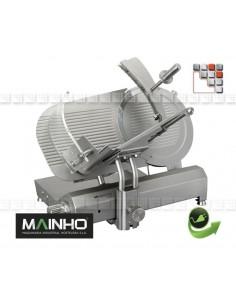 Stainless steel slicer TGI-350 230V MAINHO M04-TGI350 MAINHO® Manuals Slicers BERKEL & SWEDLINGHAUS