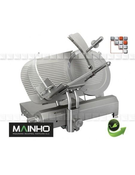 Trancheuse Inox TGI-350 230V MAINHO M04-TGI350 MAINHO® Trancheuses Manuelles BERKEL