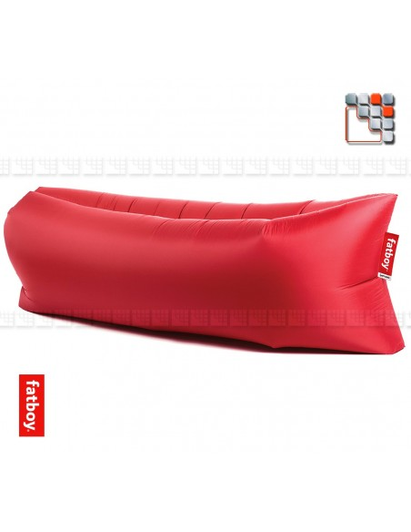 Lounger Fatboy® Lamzac 2.0 Red