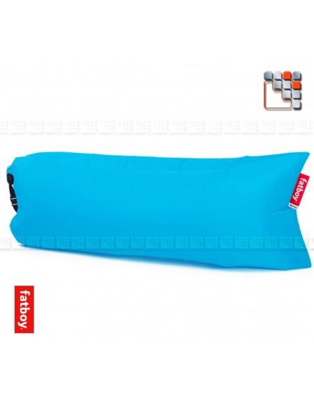 Lounger Fatboy® Lamzac 2.0 Aqua blue