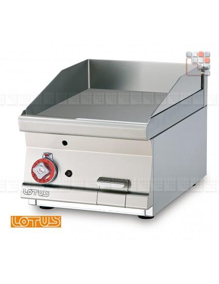 Plancha FTLT-64GS LOTUS L23-SLF42ET LOTUS® Food Catering Equipment Friteuse Wok Four Vapeur