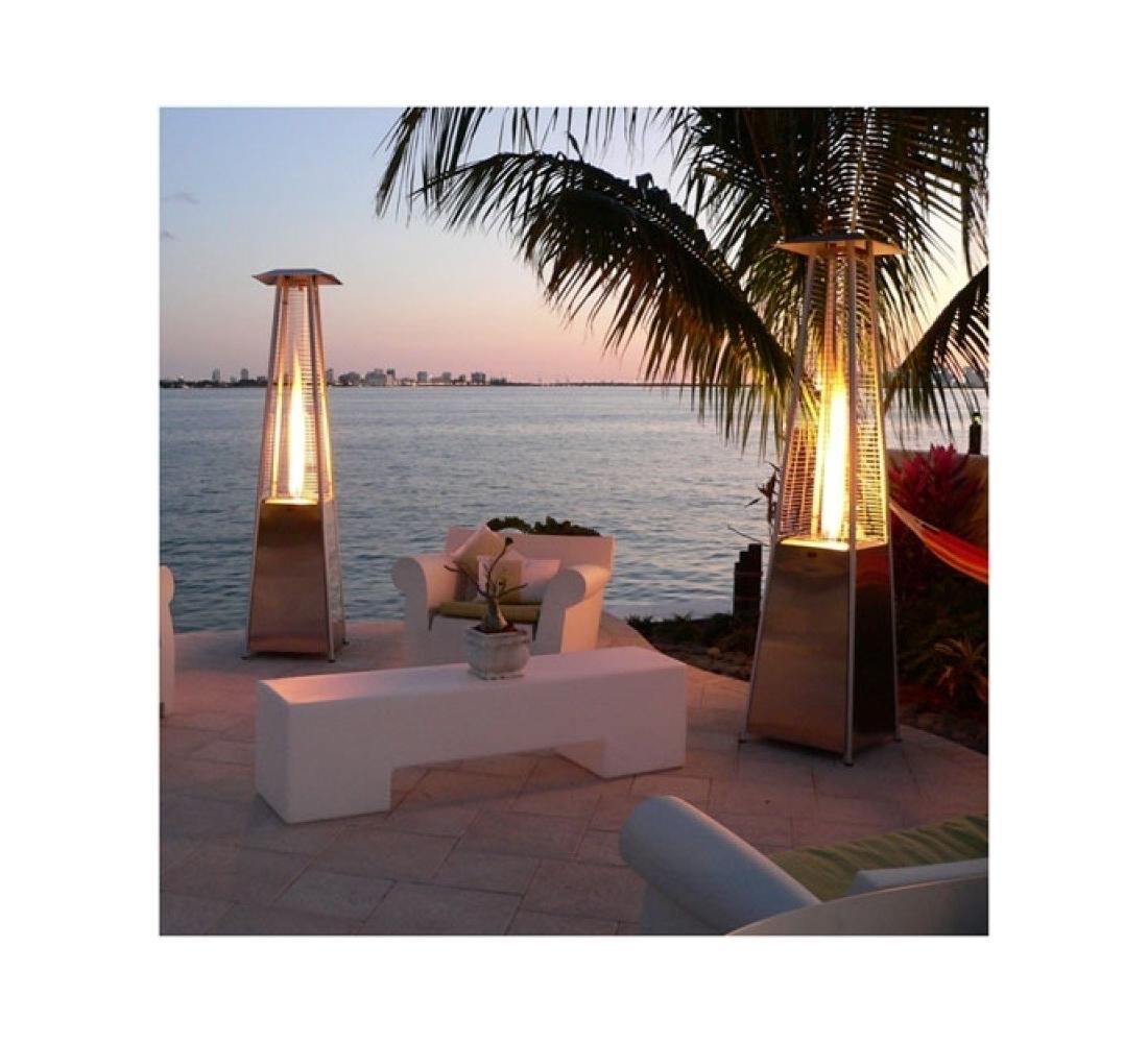 colonne chauffante gaz flamme. Black Bedroom Furniture Sets. Home Design Ideas