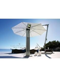 Colonne Chauffante ATHENA W09-HAT12 Warmwatcher® Chauffage de Terrasse