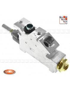 Robinet gaz BSI ENO E45-72105 ENO sas Accessoires Pièces détachées Autres