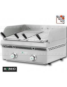 Parrillas GVW-60 Vasca Grill 55 Mainho M04-PBV60 MAINHO® Royal Nova arm Grill block