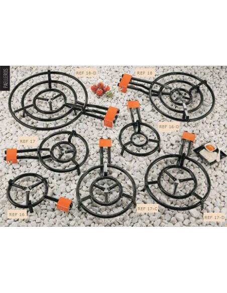 Bruleur Paella D40 Garcima G05-20400 GARCIMA® LaIdeal Bruleurs Gaz Paella Garcima