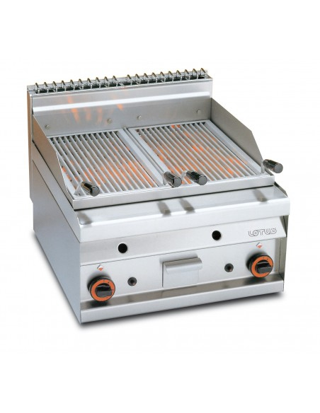 Grill Gas CW-6G LOTUS L23-CW6G LOTUS® Food Catering Equipment Fryers Wok Steam-Oven