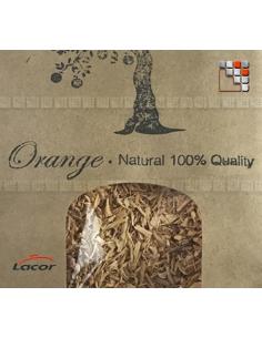 Bois d'oranger de fumage pour Cuisine