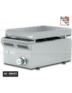 Plancha ELP-31EMCN Eco-Line 230V MAINHO M04-ELP31EMCN MAINHO® Gamme ECO-LINE pour Cuisine Compacte ou Food-Truck