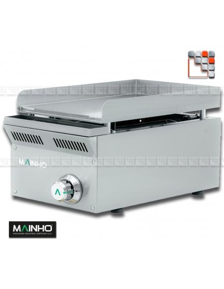 Plancha ELP-31EMC Eco-Line 230V MAINHO M04-ELP31EMC MAINHO® Gamme ECO-LINE pour Cuisine Compacte ou Food-Truck