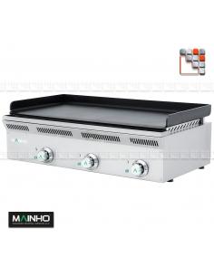 Plancha ELP-93EM Eco-Line 230V MAINHO M04-ELP93EM MAINHO® Gamme ECO-LINE pour Cuisine Compacte ou Food-Truck