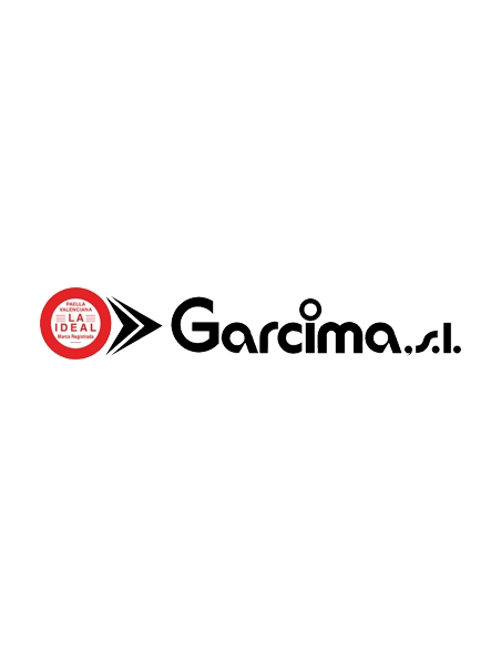 Plat Paella D60 Poli PataNegra Garcima G05-85060 GARCIMA® LaIdeal Plat Paella Poli PataNegra Garcima