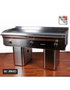 Fry-Top FL-180/7 Unisnack MAINHO M04-FL180/7 MAINHO® Fry-Tops MAINHO EURO-CROM Snack
