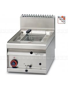 Fryer FQ-4G 10L EN-65 LOTUS L23-FQ4G LOTUS® Food Catering Equipment Fryer, Wok, Steam Oven