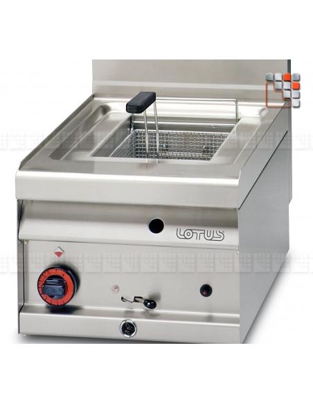 Fryer FQ-4G 10L EN-65 LOTUS L23-FQ4G LOTUS® Food Catering Equipment Fryers Wok Steam-Oven