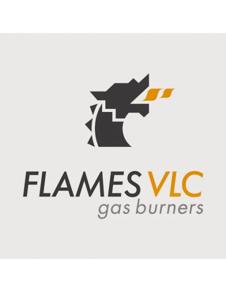 Burner Gas TT-460PFR VLC F08-TT460 FLAMES VLC® Burner Gas Flames VLC