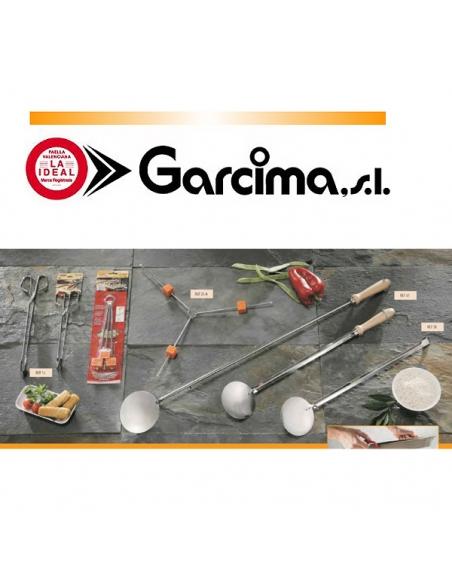 Plancha Hierro 35x50 Emaillée Guison G05-12050 GUISON Garcima Plancha Mobile à Poser