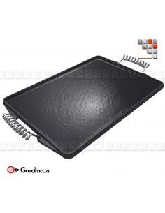Plancha Hierro 35x50 Enamelled Guison G05-12050 GUISON Garcima Mobil Plancha to Fix
