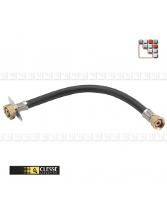 Lyre Souple L35 pour Gaz Butane Propane C06-P0  Gas accessories