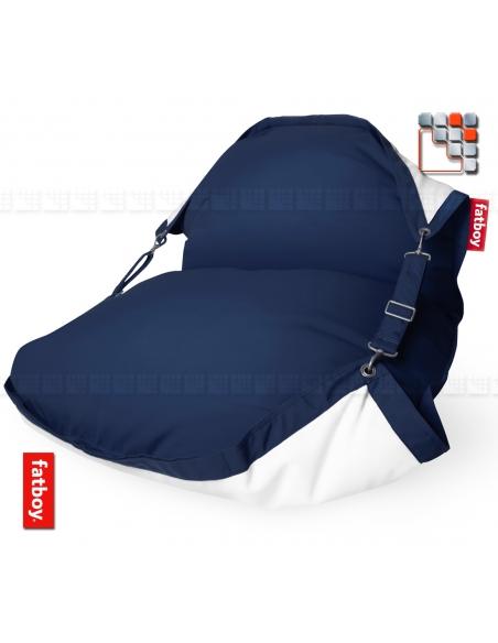 Floatzac floating mattress Fatboy® adjustable straps F49-10343 FATBOY THE ORIGINAL® Shade Sail - Outdoor Furnitures