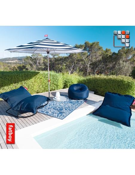 Matelas flottant Floatzac Sangles ajustables Fatboy® F49-10343 FATBOY THE ORIGINAL® Idées Cadeaux