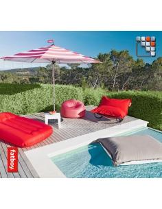 Matelas flottant Floatzac Sangles ajustables Fatboy® F49-10343 FATBOY THE ORIGINAL® Mobilier pour Salon d'Exterieur