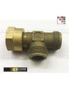 TE 1/2 GAZ x 20/150-2 602AG0222  Accessoires Gaz