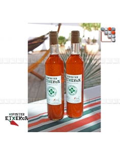 Sauce Basque Xipister 50cl Etxekoa E26-PIM010 Xipister Etxekoa® Spices and Terroir Specialities