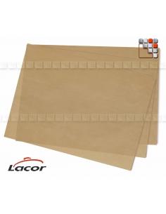 3 Anti-Adhesive Lame Set 30X40cm Lacor L10-66746  Cooking