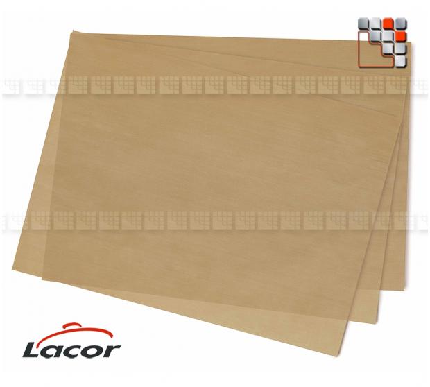 Feuilles anti-adhésives Lacor L10-66746  Accueil