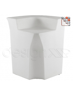 Bar Lumineux Nemo - Element d'angle V50-82728  Mobilier Exterieur - Ombrage