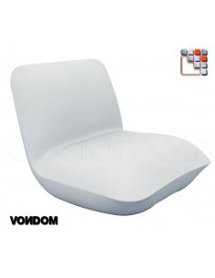 Fauteuil design Pillow VONDOM V50-55001  Mobilier Exterieur - Ombrage