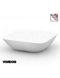 Coffee Table Pillow VONDOM 55002  Mobilier Exterieur - Ombrage