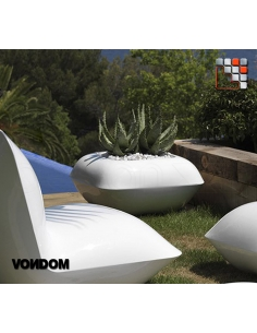 Pot Pillow VONDOM V50-55004  Shade Sail - Outdoor Furnitures