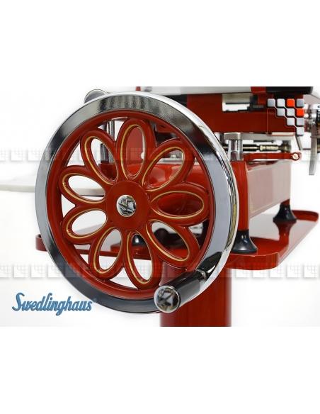 Slicer Volano 300 SWEDLINGHAUS S43-AF300VOL SWEDLINGHAUS® Manuals Slicers BERKEL & SWEDLINGHAUS