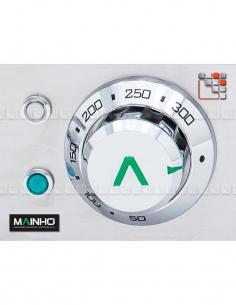 Bouton de Commande DERNIER Chrome MAINHO M36-MN MAINHO SAV - Accessoires Mainho Spares