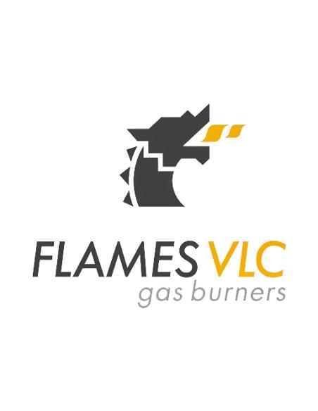 Stainless Steel Windshield for Paella Flames VLC G05-3U70 4U80 FLAMES VLC® Burner Gas Flames VLC