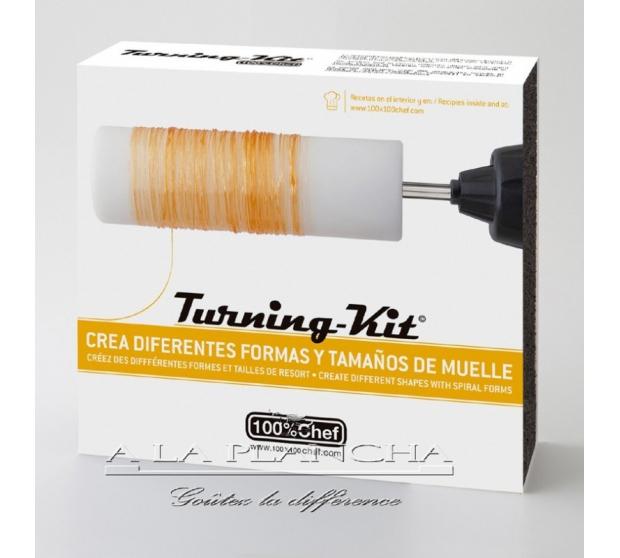 Turning Kit 100Chef Z28-19964 A la Plancha® USTENSILES