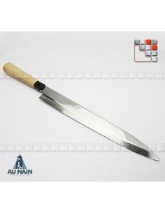 Couteau Chef japonais Yanagiba KINKO (Gaucher ou droitier) A38-1290604 AU NAIN® Coutellerie Couteaux & Découpe