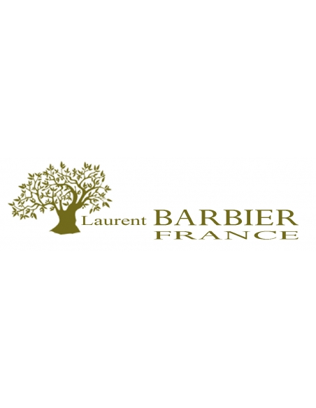 Olive Wood Salad Server Curve L30 Laurent Barbier B18-303093 LAURENT BARBIER France Table decoration